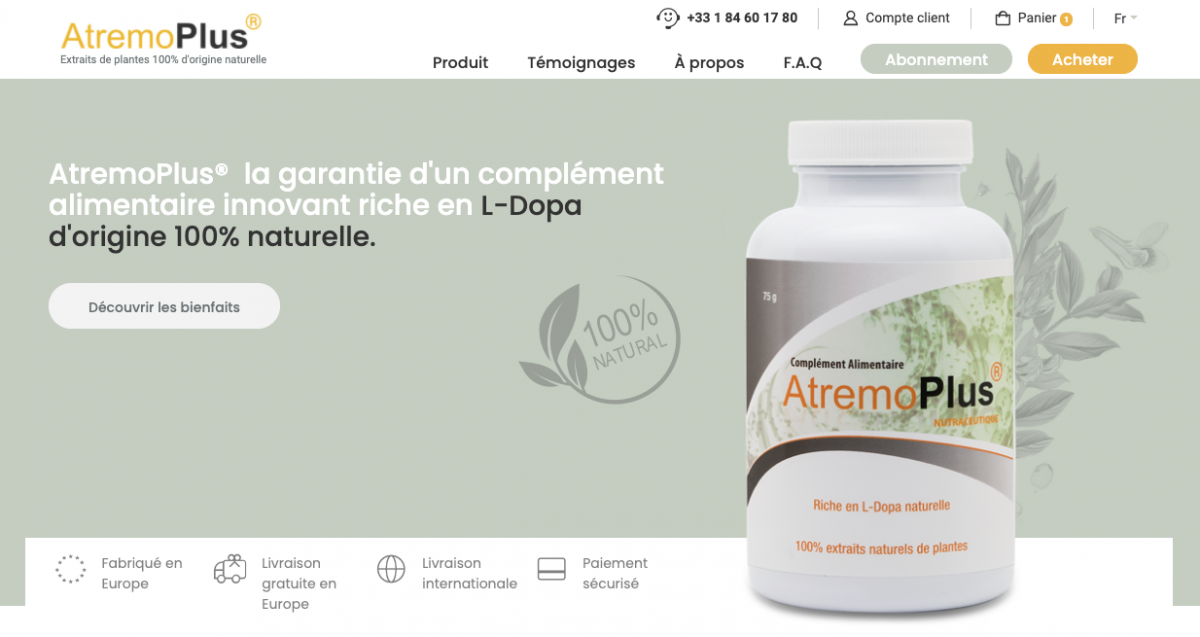Atremoplus.com